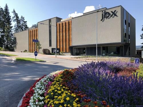 . Apartments JBX Lipno