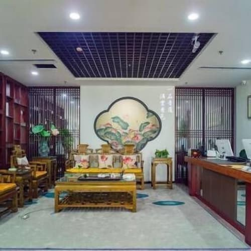 Puxiuju Lotus Culture Theme Hotel, Jinan