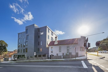 帕拉馬塔馬斯登街假日套房飯店 Holiday Inn & Suites Parramatta Marsden Street