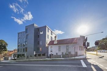 Hotel Front at The Marsden Hotel in Parramatta