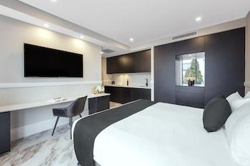 Guestroom at The Marsden Hotel in Parramatta