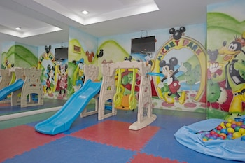 INDIGO ORTIGAS @ ADB AVENUE TOWER Children's Play Area - Indoor