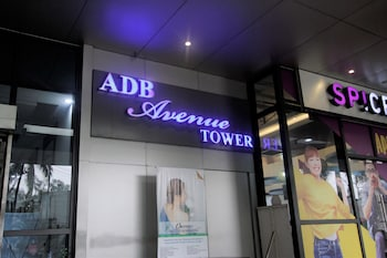 INDIGO ORTIGAS @ ADB AVENUE TOWER Front of Property