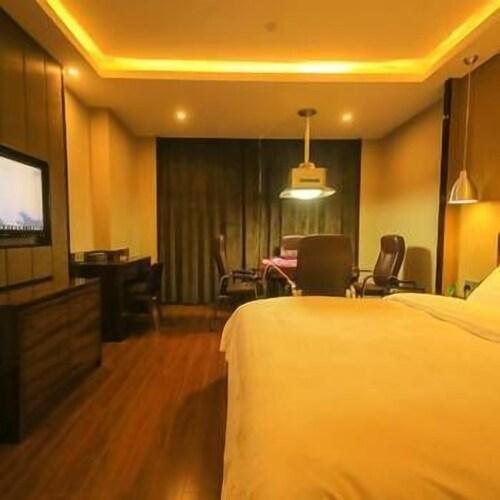 Haiwen Theme Couple Art Hotel, Changsha