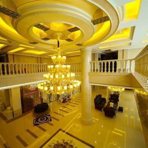 Tongyueju Gold Business Hotel, Yanbian Korean
