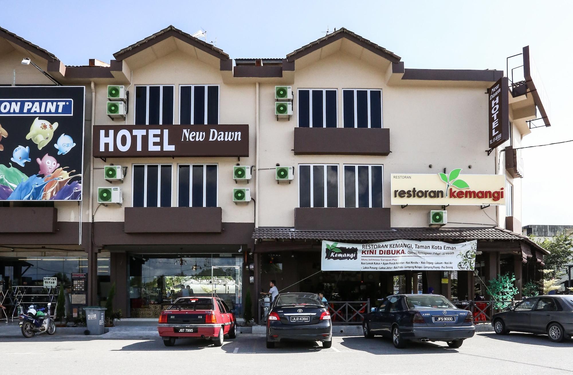 New Dawn Hotel, Pontian