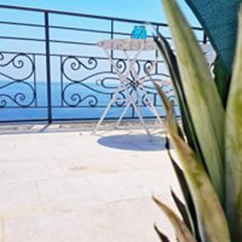 Villa With 3 Bedrooms in Zagora, With Wonderful sea View, Private Pool,