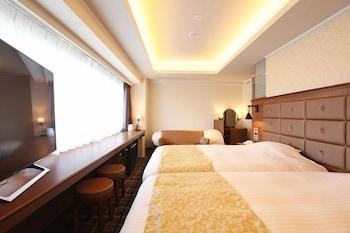 KOBE LUMINOUS HOTEL SANNOMIYA Room