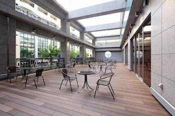 KOBE LUMINOUS HOTEL SANNOMIYA Terrace/Patio
