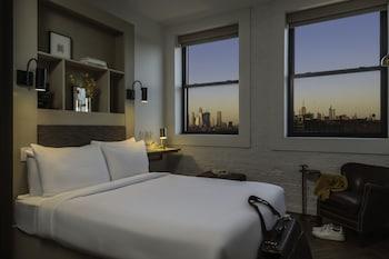 翠貝卡沃克飯店 Walker Hotel Tribeca