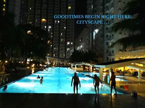 Cityscape Condo SM North QC - Wifi Pools, Quezon City