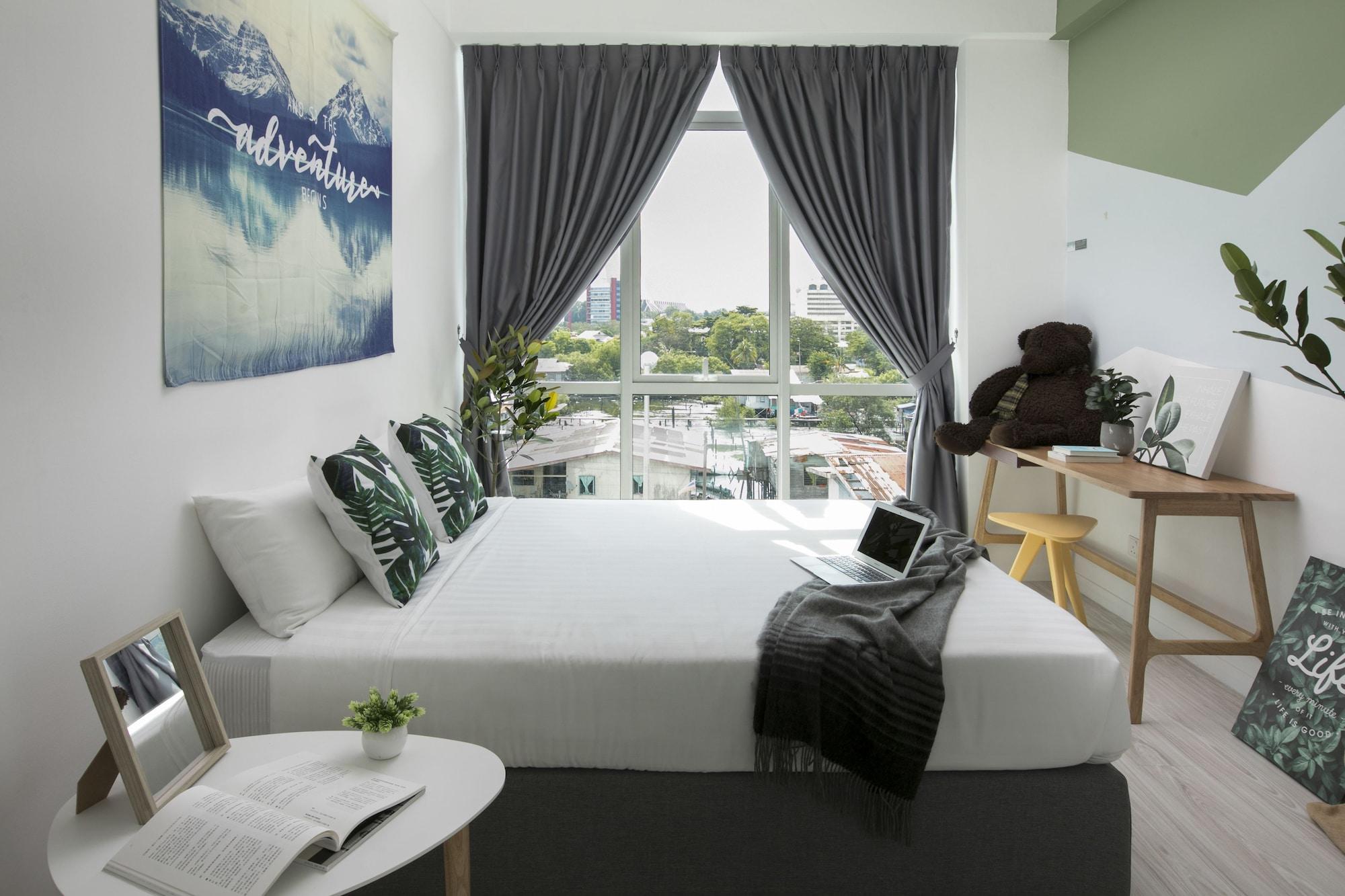 Cozy nature inspired Loft B33, Kota Kinabalu