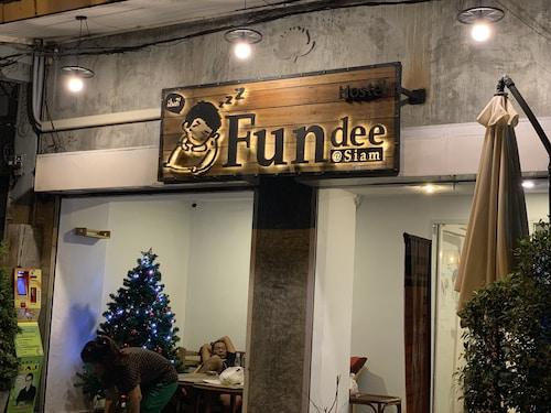 Fundee at Siam Hostel - Adults Only, Phra Nakhon