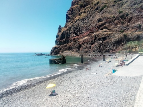Apartment With one Bedroom in Madalena do Mar, With Wonderful sea View, Ponta do Sol