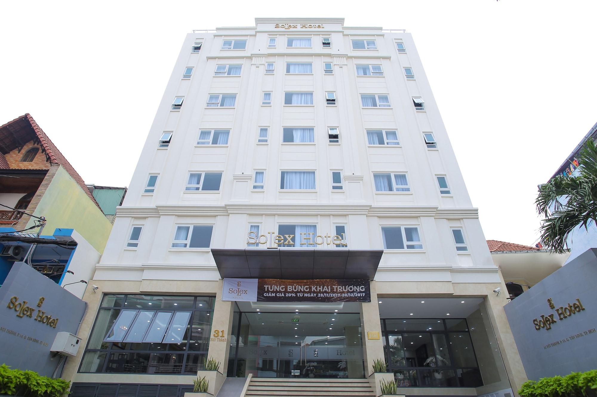 SoLex Hotel, Tân Bình