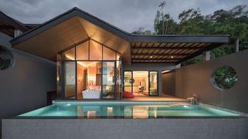 Villa, 1 Bedroom, Private Pool, City View