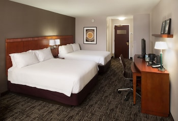 Guestroom at Hotel 1600 in Washington