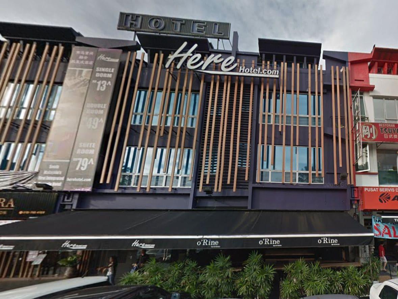 HereHotel Dormitory, Johor Bahru