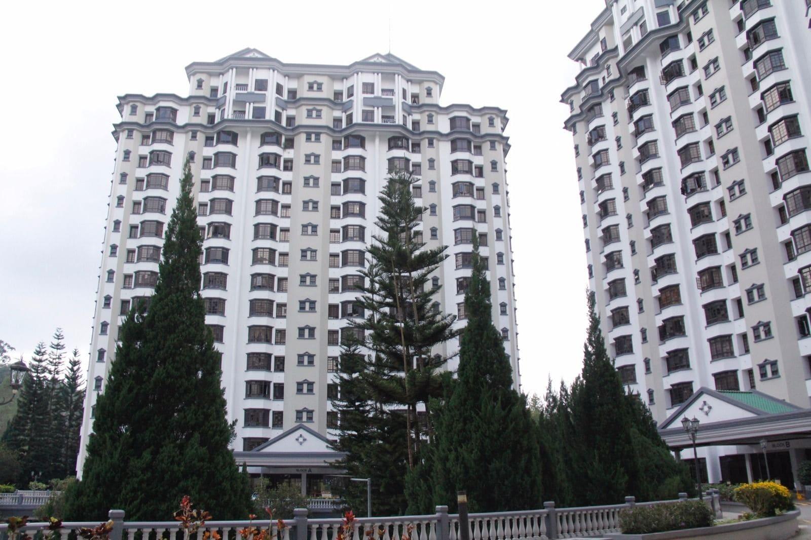 Luxury Mawar Apartments Genting Highlands, Bentong