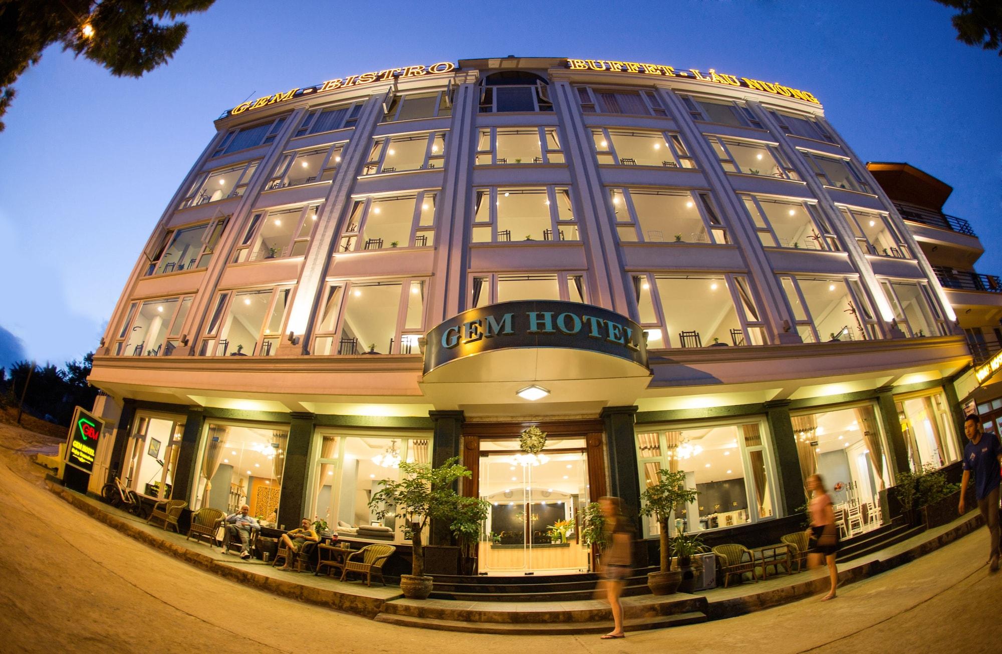 Gem Sapa Hotel, Sa Pa