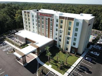 坦帕衛斯理堂希爾頓花園飯店 Hilton Garden Inn Tampa-Wesley Chapel