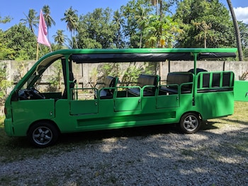 CAMIGUIN ISLAND HOME Airport Shuttle