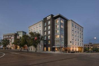 代頓萬豪費爾菲爾德套房飯店 Fairfield Inn & Suites by Marriott Dayton