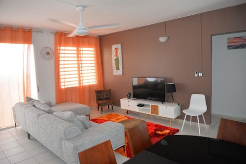 Apartment With 3 Bedrooms in Schoelcher, With Wonderful sea View and T, Schœlcher