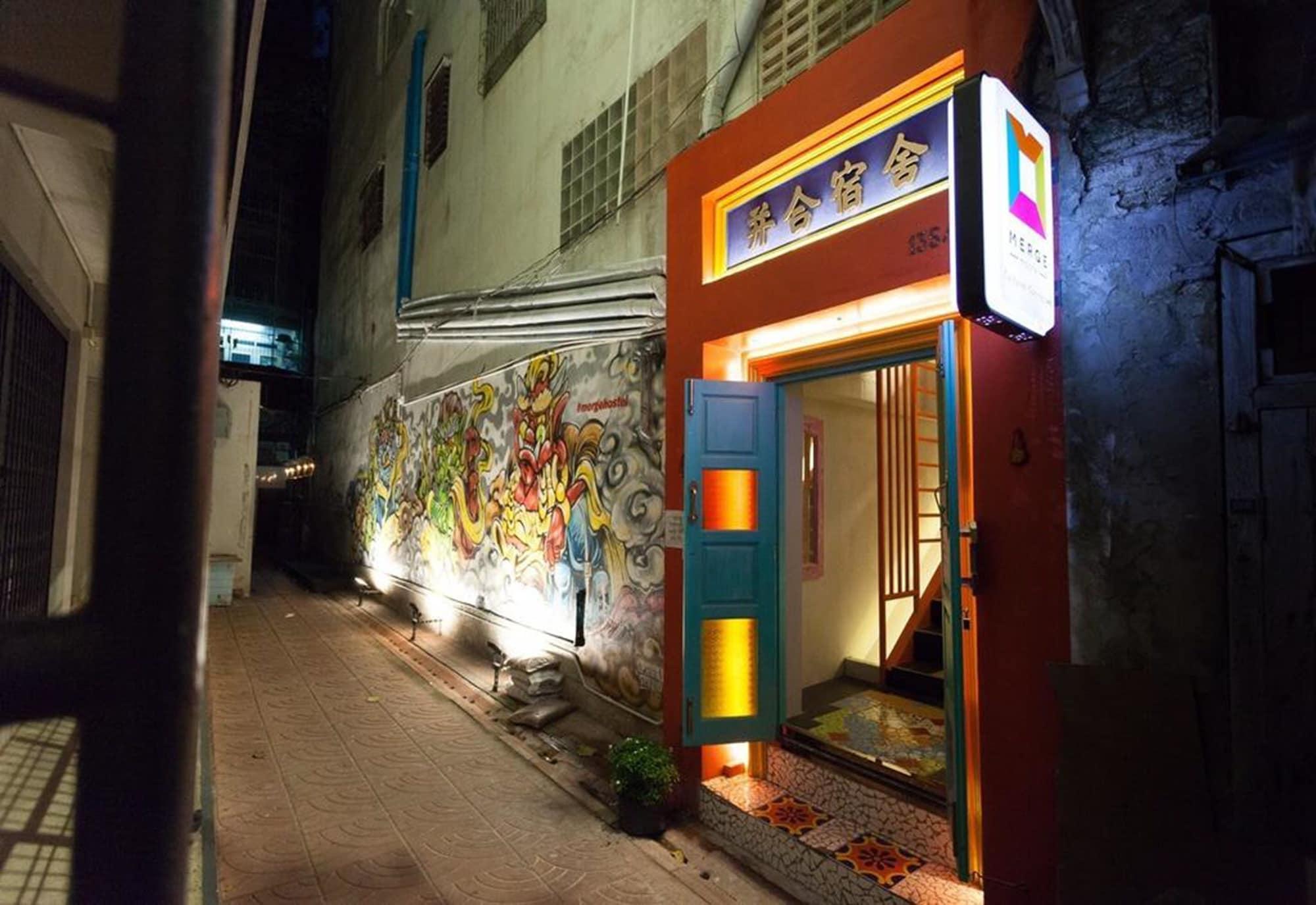 Merge Hostel, Samphantawong