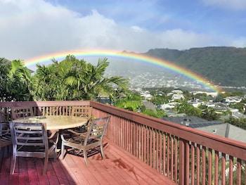 Hotel - Manoa Valley 3BR w/ Hot Tub & Lanai w/ Ocean View 3 Bedrooms 2.5 Bathr