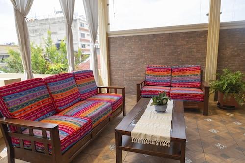 Hotel Casa Salomé, ZONA 1