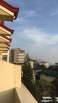 2BR 407 ROSS ANNE BAGUIO TRANSIENT View from Property