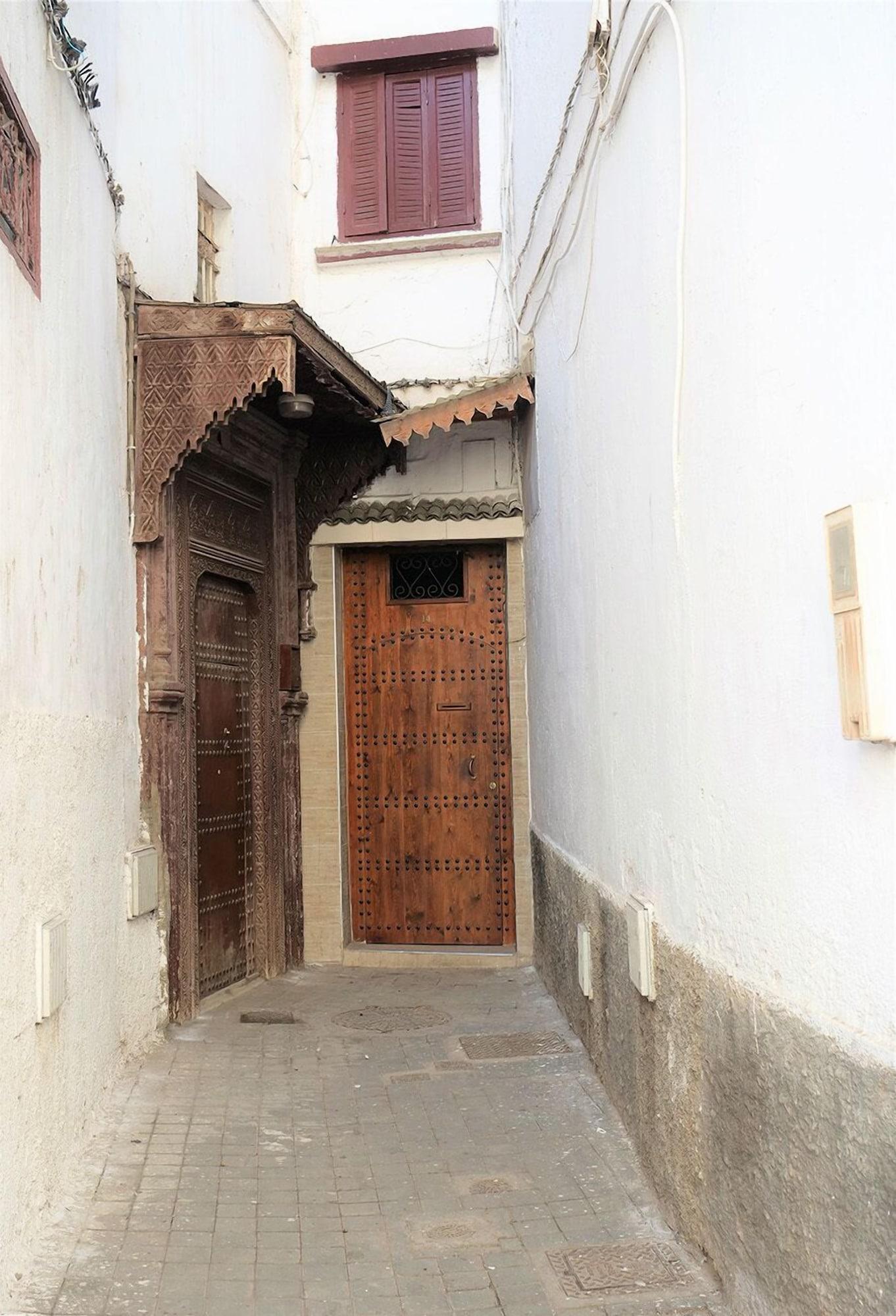 Ryad 91, Casablanca