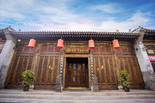 Floral Hotel Selected Residence, Jinzhong
