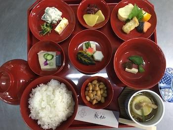 MACHIYA KAEMON KYOTO-STA. Breakfast Area