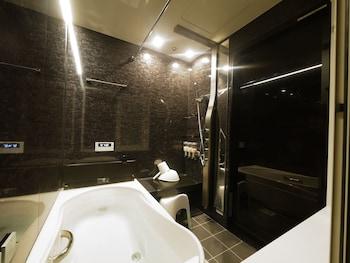 MACHIYA KAEMON KYOTO-STA. Bathroom