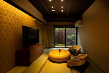 TSUMUGI SHIMABARAOMONBETTEI Living Area