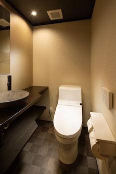 TSUMUGI SHIMABARAOMONBETTEI Bathroom