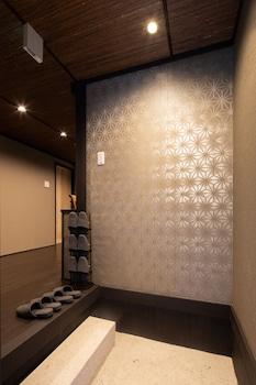 TSUMUGI SHIMABARAOMONBETTEI Interior Entrance