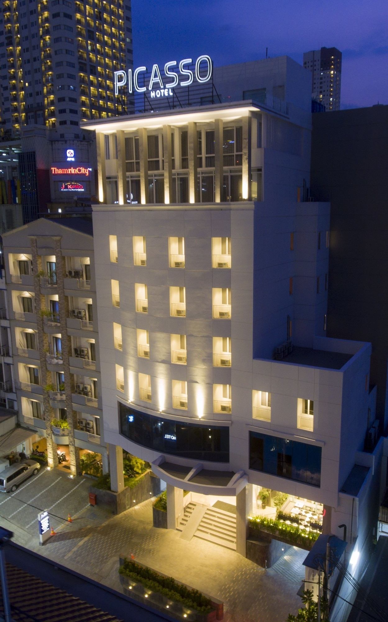 Grand Picasso Hotel, Jakarta Pusat