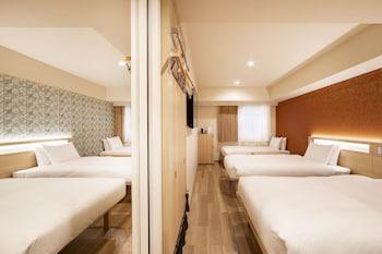 コネクティングルーム|44㎡|からくさホテル TOKYO STATION