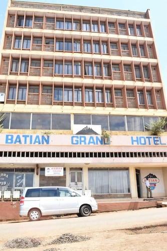 Batian Grand Hotel, Nyeri Town