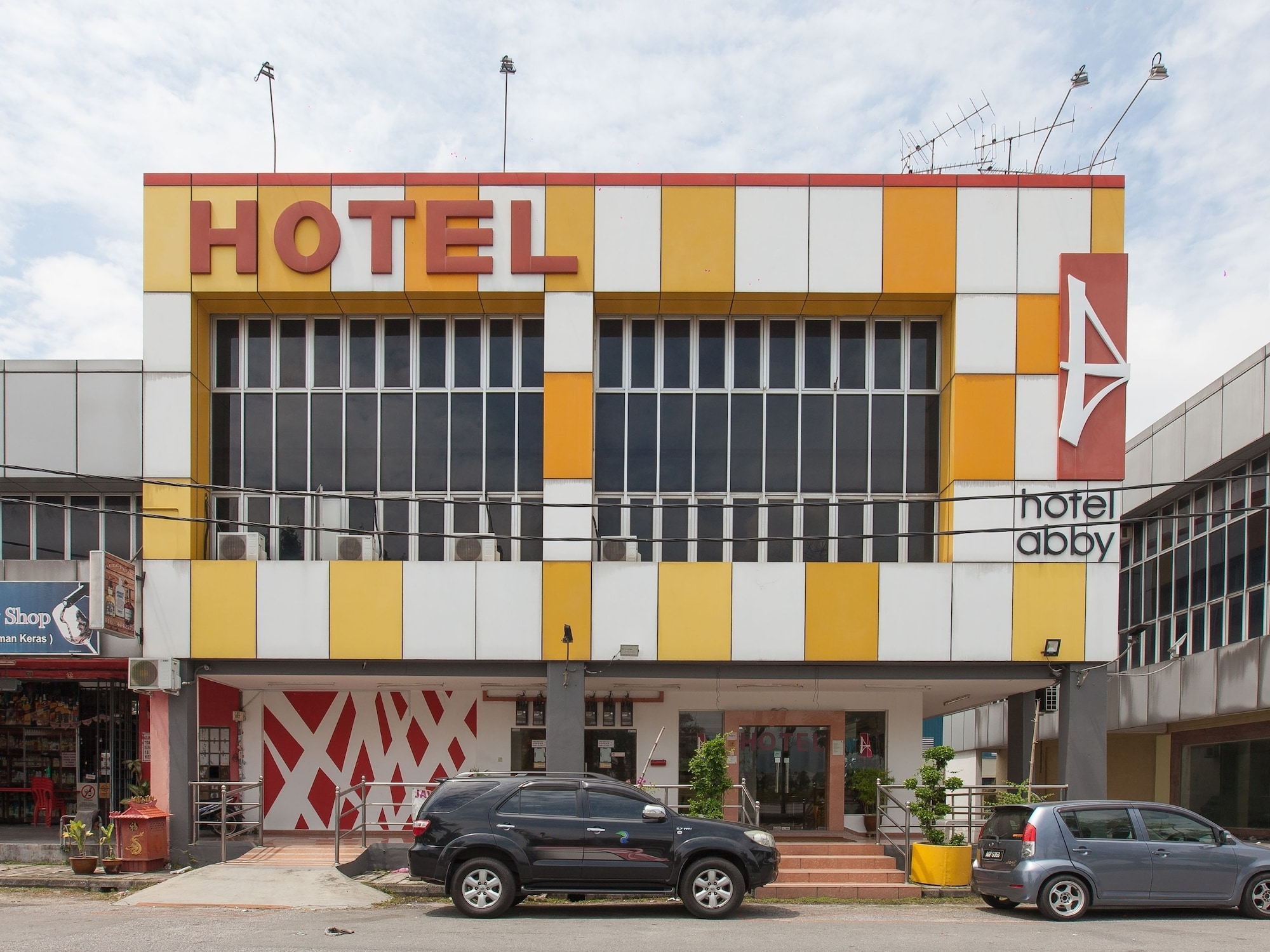 OYO 1226 Hotel Abby IGB Tasek, Kinta
