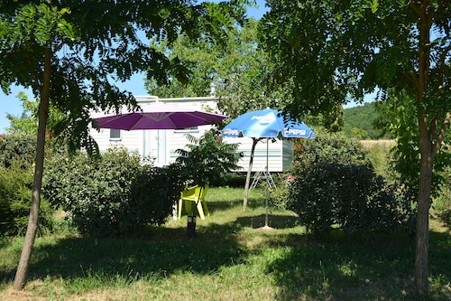 Camping Les Chenes Clairs, Lot