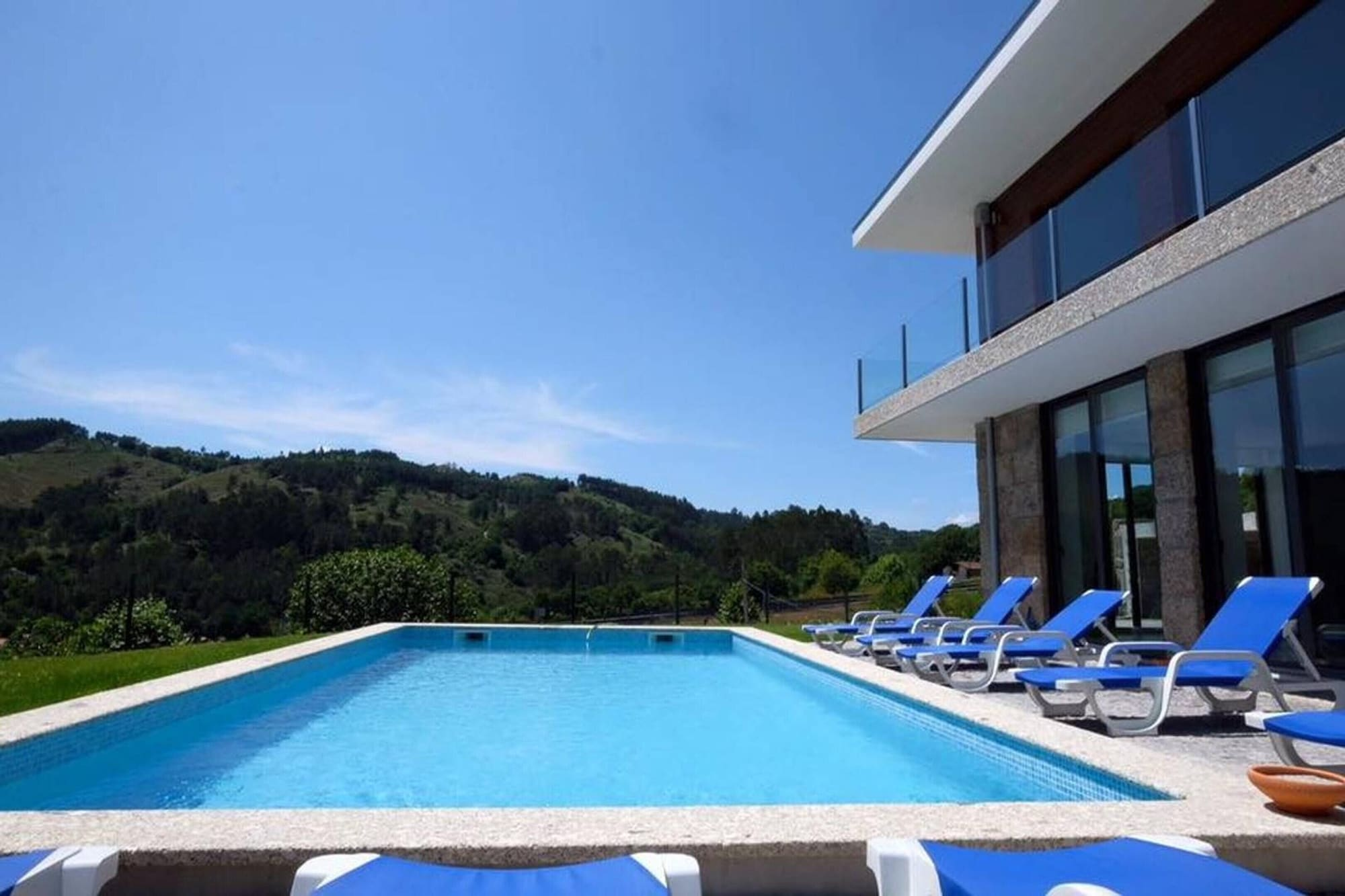 Villa With 4 Bedrooms in Vieira do Minho, With Wonderful Mountain View, Vieira do Minho
