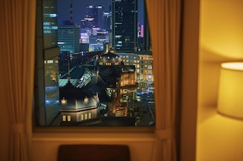 MARUNOUCHI HOTEL View from Room