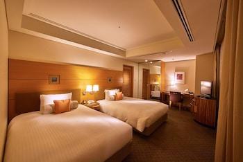 デラックス ツインルーム|丸ノ内ホテル