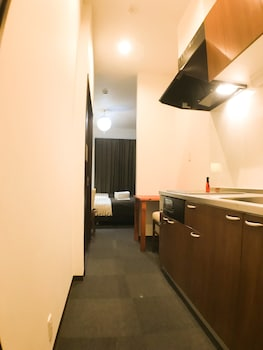 ONE MORE HEART AT NISHIJIN 1 Private Kitchenette