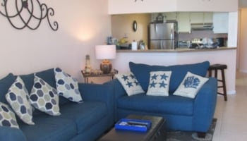 Located on Traffic Free Beach - 2 BR 2 BA - South Point Condominiums 4