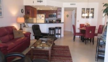Great Ocean & River Views - 2 BR 2 BA - South Point Condominiums 107